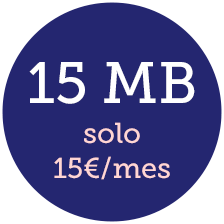 internet inalámbrico 15 mb