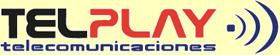 Telplay Telecomunicaciones Logo