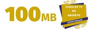 fibra 100 mb